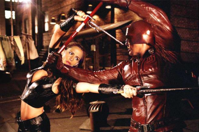 Ben Affleck è Daredevil