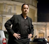 Tom Hanks è Robert Langdon al cinema