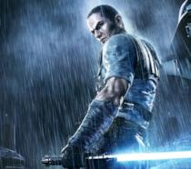 Starkiller in azione in Star Wars: The Force Unleashed