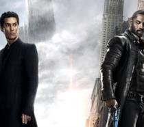 Idris Elba e Matthew McConaughey ne La Torre Nera