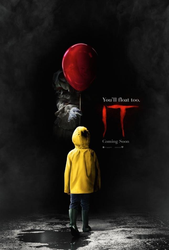 Il poster del nuovo IT
