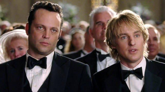 Owen Wilson e Vince Vaughn in 2 single a nozze - Wedding Crashers