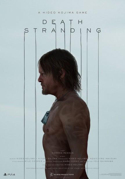 L'attore Norman Reedus è il protagonista di Death Stranding