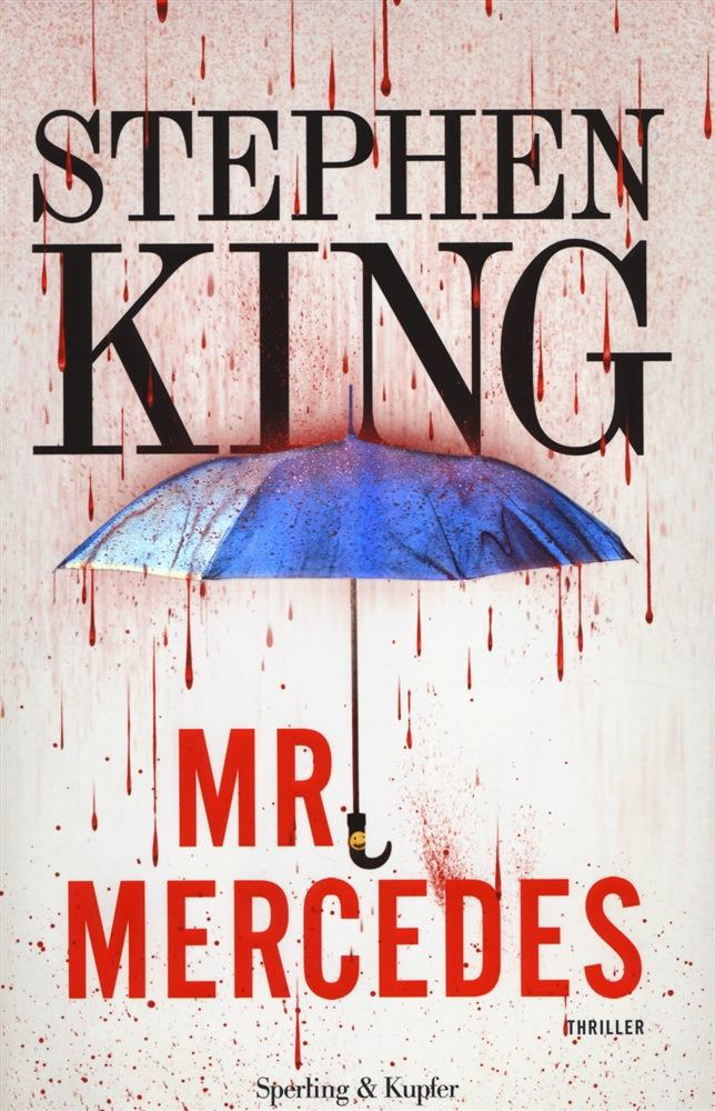La copertina di Mr. Mercedes
