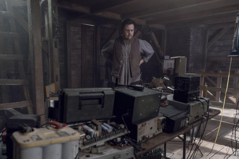 The Walking Dead 10x06: Eugene