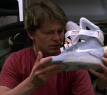 Una lotteria per la ricerca sul Parkinson, in palio le Nike Air Mag di Ritorno al Futuro