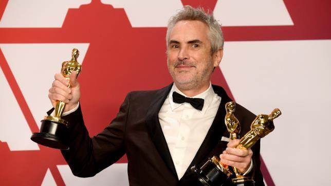 Alfonso Cuaron agli Academy Awards 2019