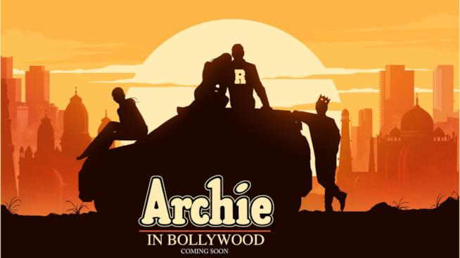 Archie in Bollywood: coming soon