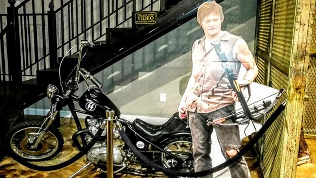 Negozio e museo ufficiale di The Walking Dead