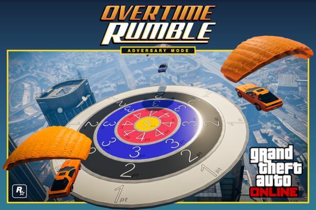 Il nuovo aggiornamento di GTA Online