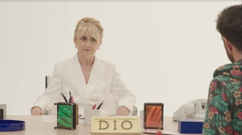 Romolo + Giuly 2x10: Luciana Littizzetto
