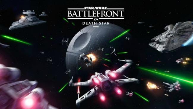 L'immagine promozionale di Star Wars Battlefront: Death Star
