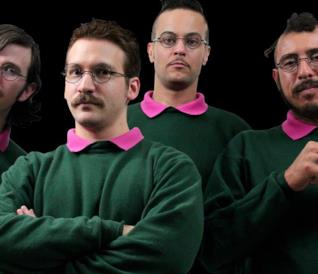 Gli Okilly Dokilly, tribute band ispirata a Ned Flanders dei Simpson