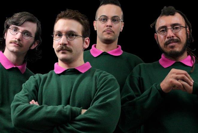 Gli Okilly Dokilly, tribute band ispirata a Ned Flanders dei Simpson