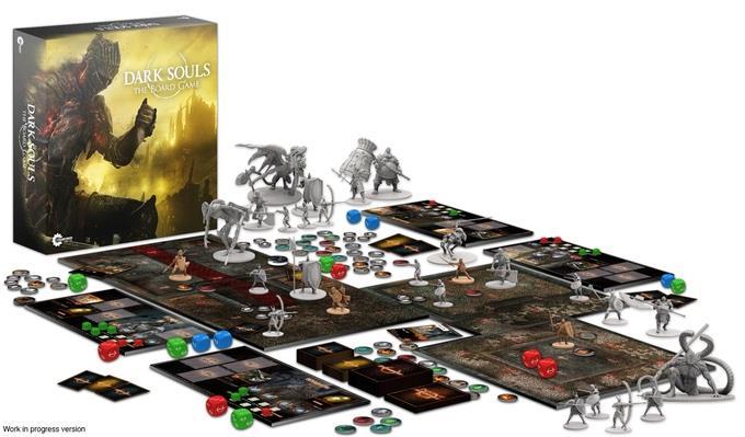 Tutti i contenuti di Dark Souls - The Board Game