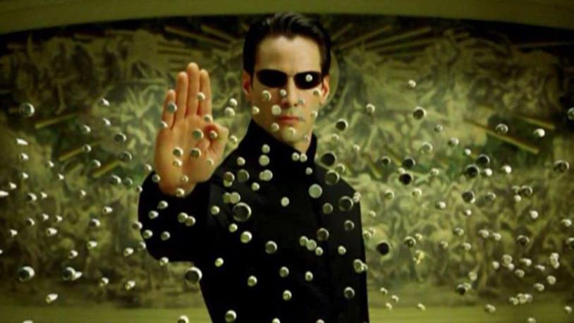 Matrix: Keanu Reeves è Neo