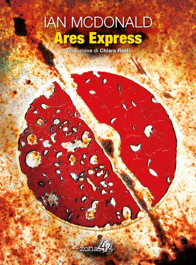 La copertina di Ares Express