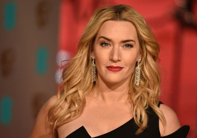 L'attrice Kate Winslet