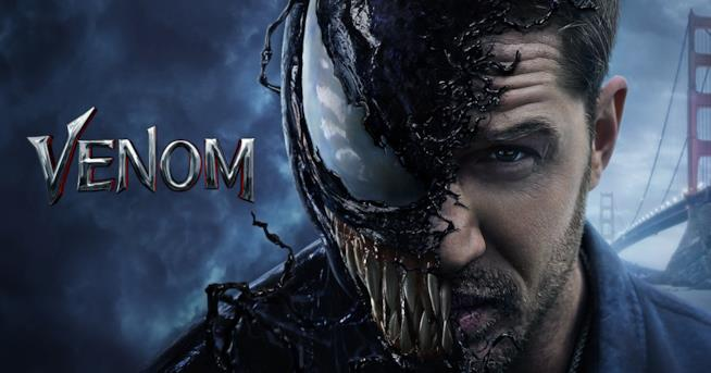 Venom, Trailer del Film Marvel in uscita