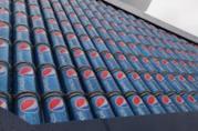 Pepsi in lattina