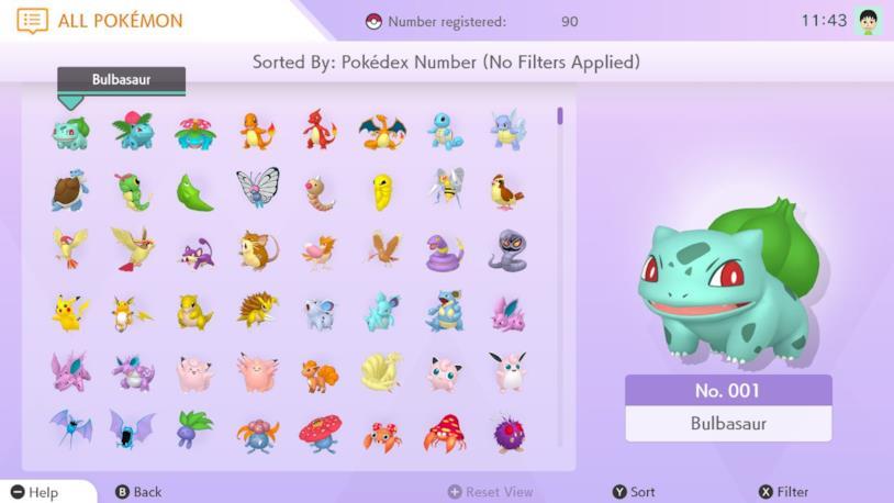 Pokémon Home servizi