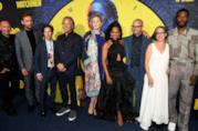 Damon Lindelof e il cast della serie HBO Watchmen