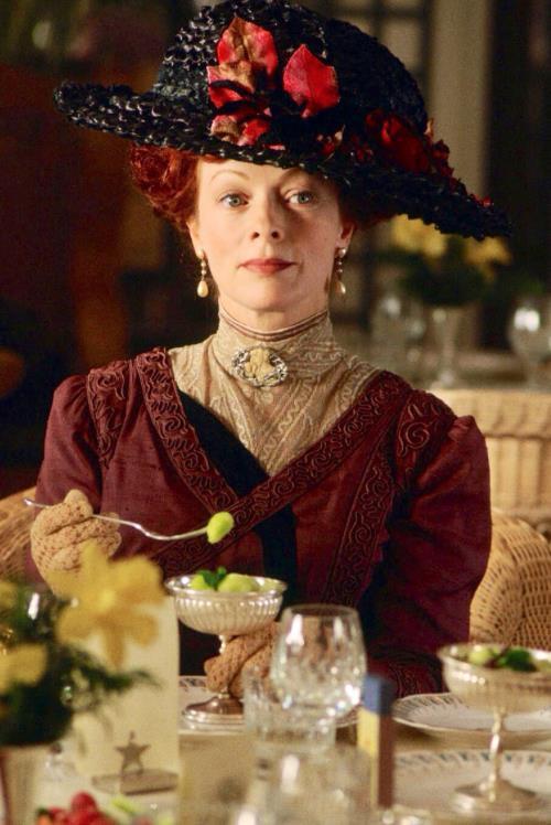 Ruth DeWitt Bukater in una scena di Titanic