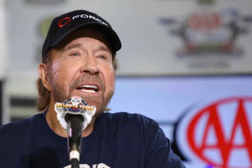 Chuck Norris ha recitato in Walker Texas Ranger