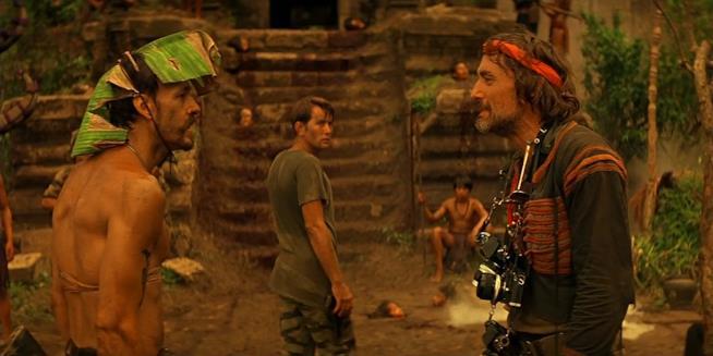 Una scena del film diretto da Francis Ford Coppola