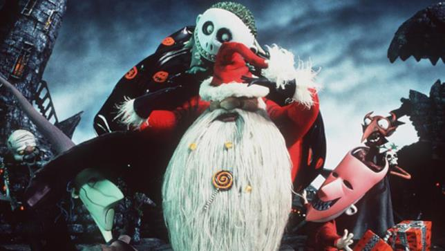 Nightmare Before Christmas, film animazione