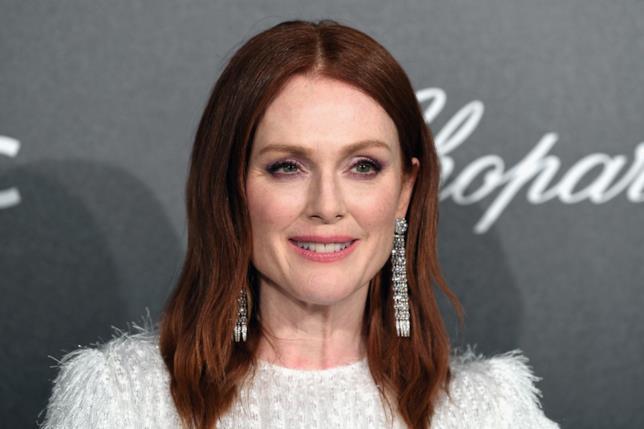 L'attrice Premio Oscar Julianne Moore