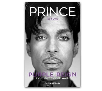 La biografia di Prince edita da Sperling & Kupfer