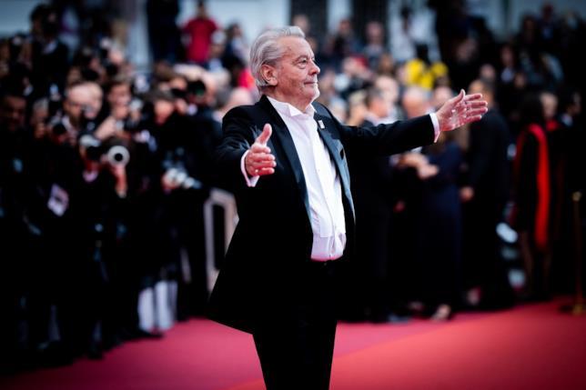 Cannes 2019 | La Palma d'Oro alla carriera ad Alain Delon