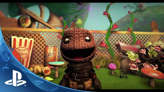 Immagine promozionale di LittleBigPlanet 3