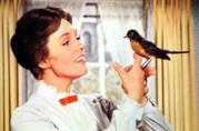 Immagine del film Mary Poppins originale del 1964