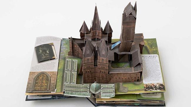 Hogwarts in 3D