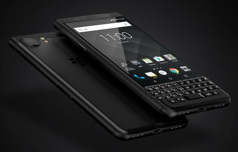 Immagine stampa del BlackBerry KeyOne