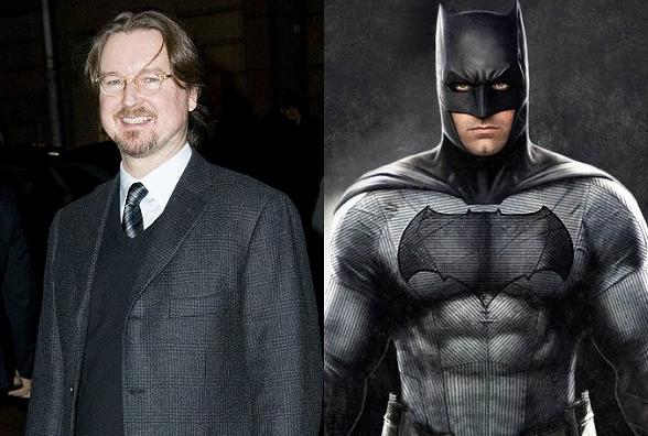 Un collage tra Matt Reeves e The Batman