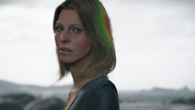 Lindsay Wagner in Death Stranding