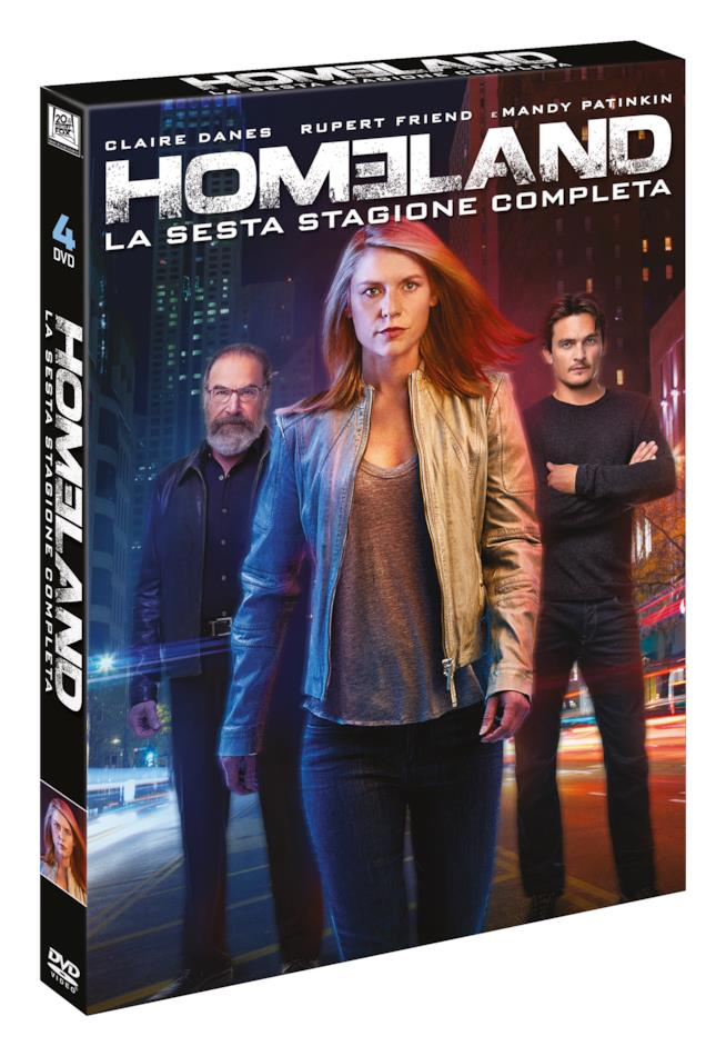 Homeland 6 DVD