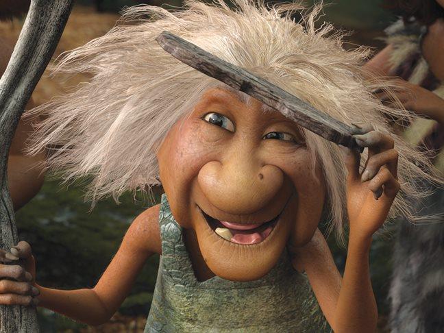 Nonna Croods