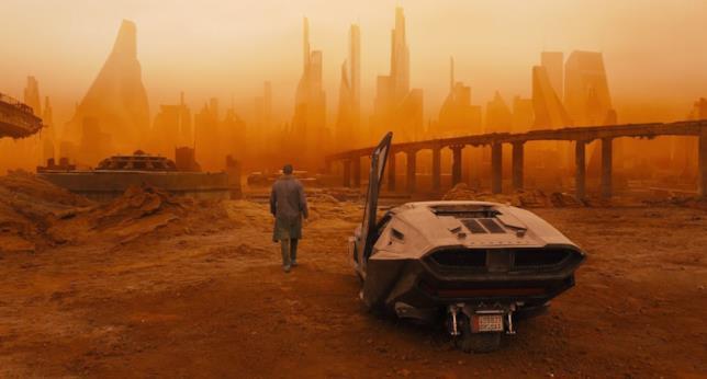 Ryan Gosling in una scena del film