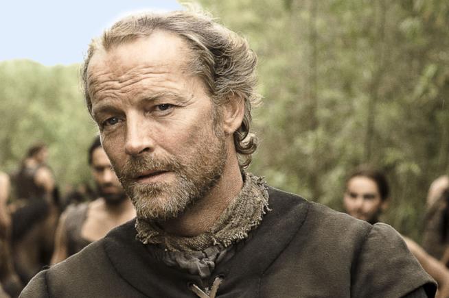 Iain Glen interpreta Ser Jorah Mormont