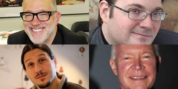 I primi quattro ospiti della parte Games di Lucca Comics & Games 2016