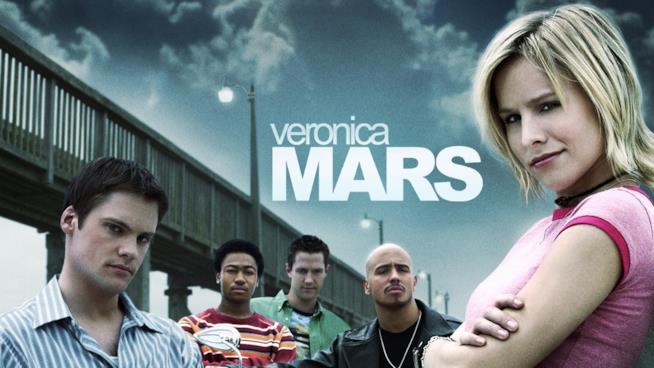 Veronica Mars: il poster