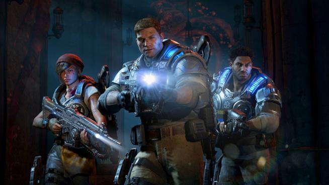 Il quarto capitolo di Gears of War su Xbox One e PC