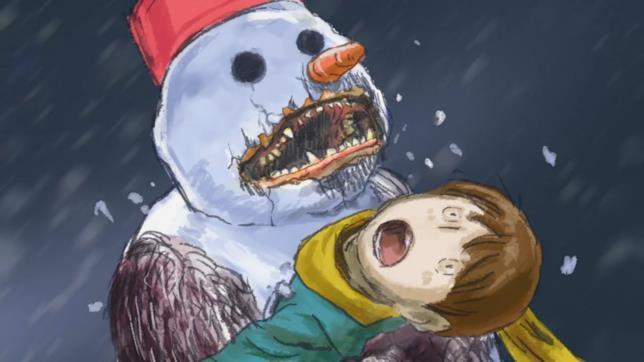 Pupazzo di neve omicida