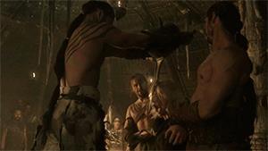 Un'immagine animata di Game of Thrones