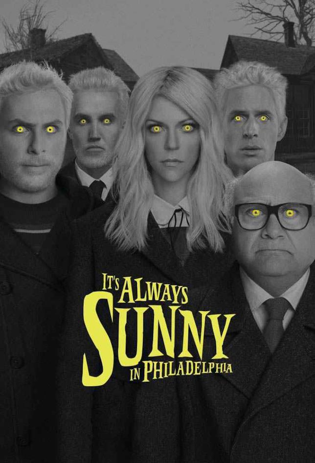 I protagonisti di It's Always Sunny in Philadelphia 11