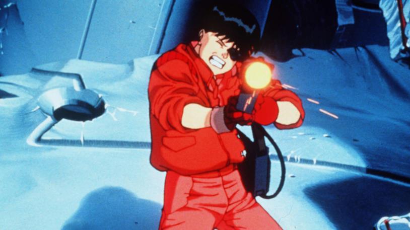 Kaneda protagonista di Akira